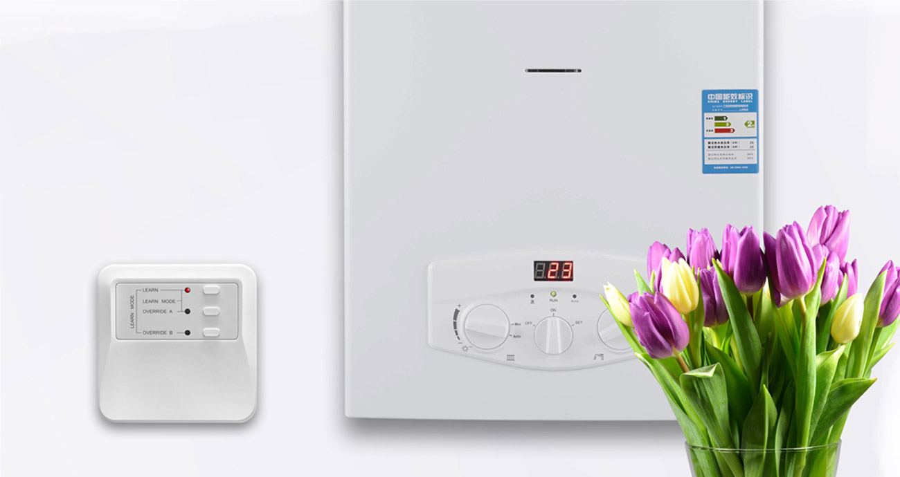 Connect to Gas Boiler